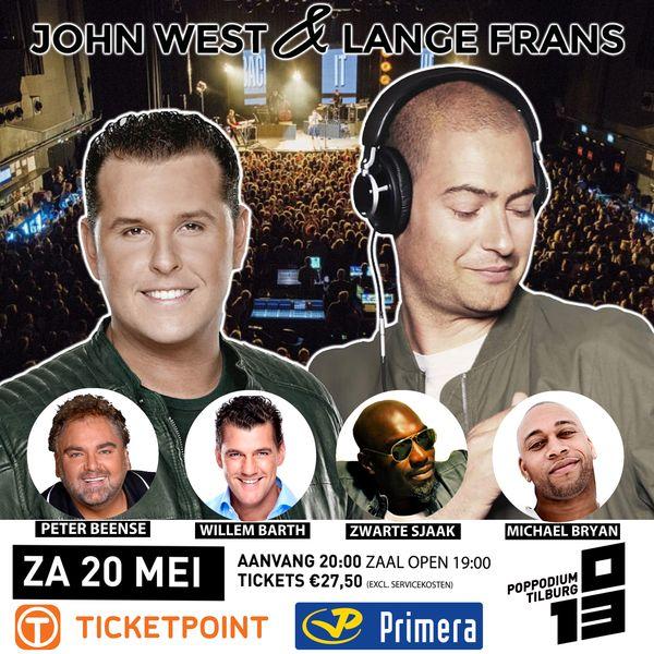 John West & Lange Frans in Concert