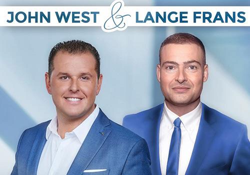 John West & Lange Frans - Alles Wat Ik Wil
